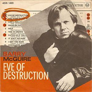 Eve of Destruction (song)
