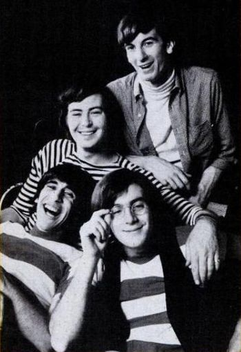 English: Trade ad for The Lovin' Spoonful's si...