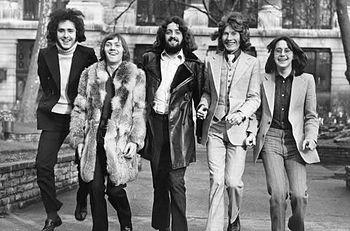 Marmalade - original band - London 1970