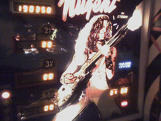 Nugent: The Pinball Game