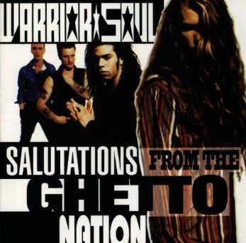 "Cover of ""Salutations from the Ghetto Nat..."