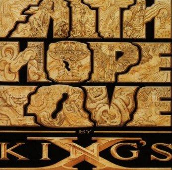 """Cover of """"Faith Hope Love"""""""