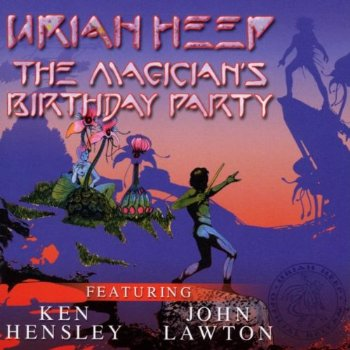 """Cover of """"Magician's Birthday Party"""""""