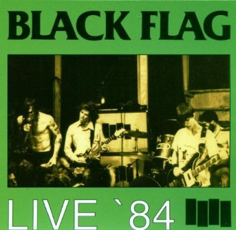 "Cover of ""Live '84"""