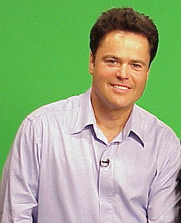 Donny Osmond By Phil Konstantin